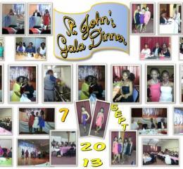 THE GALA DINNER 2013